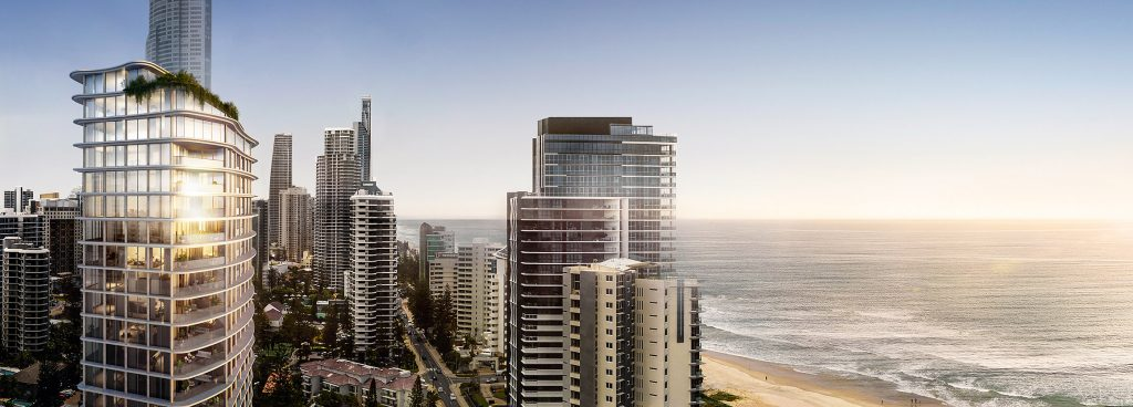 Jinding announces entry into Queensland development market by unveiling plans for a $75 Million tower in Surfers Paradise